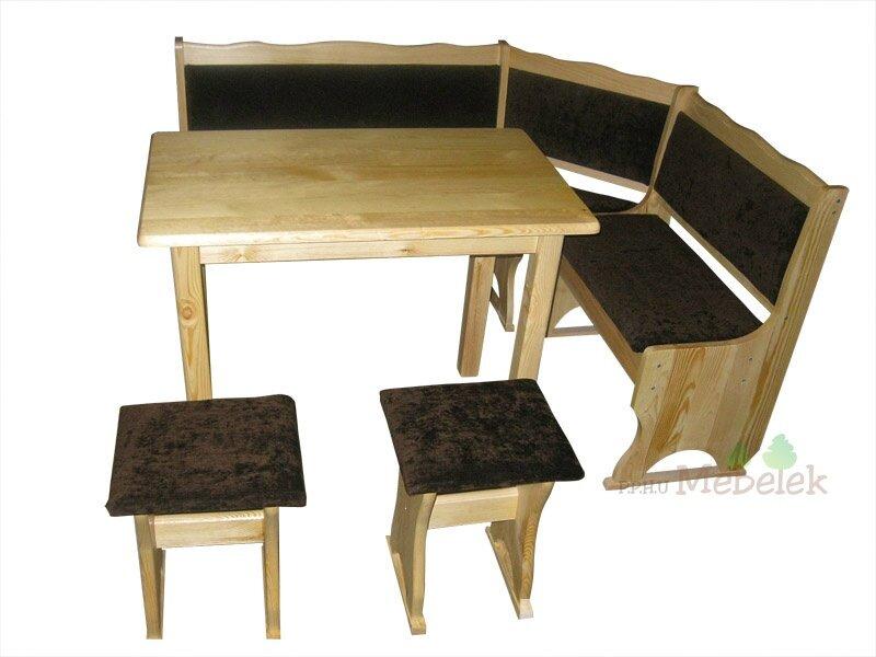 Panca ad angolo set t2 ebay - Panca ad angolo per cucina ...