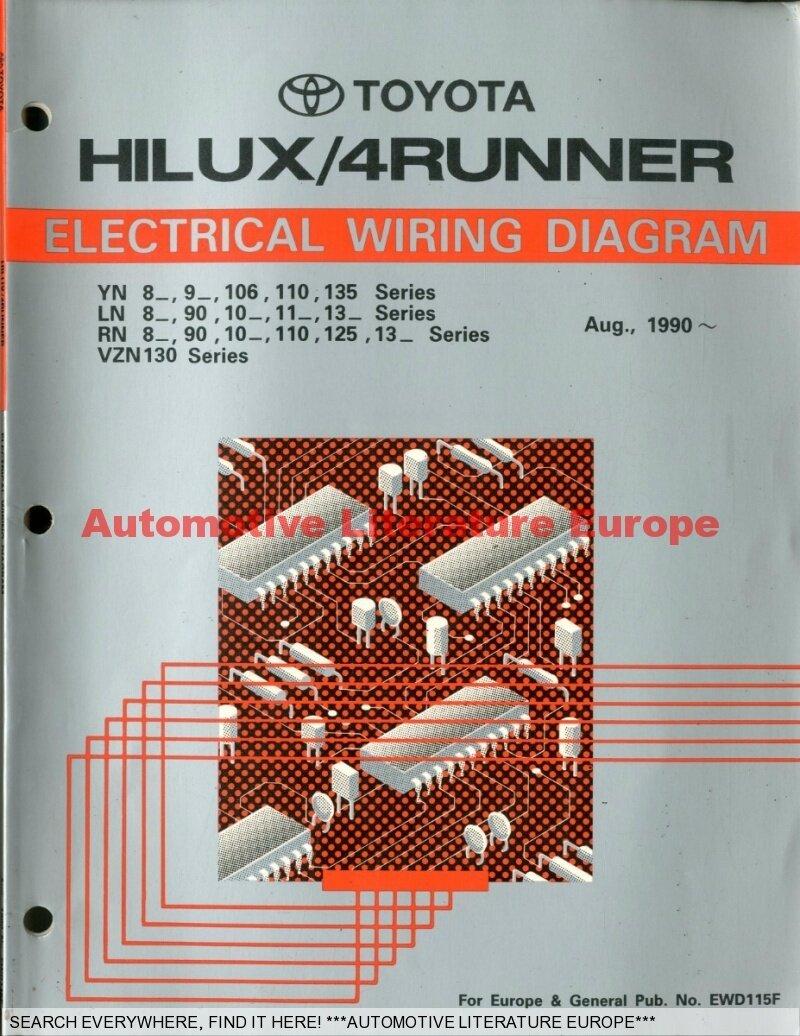 hilux wiring diagram 106